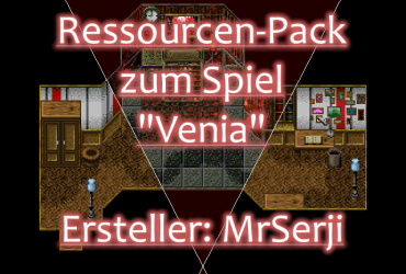 """Ressourcen-Pack zum Spiel """"Venia"""""""