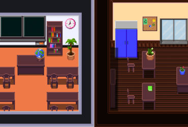 Mijani-Style Klassenraum-tiles