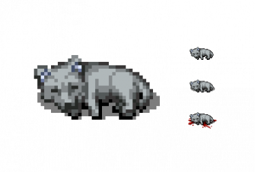 Wolf (Down)