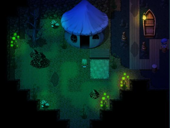 Häuschen der Alchemistin