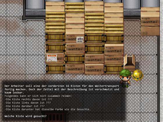 Rätsel - Welche Kiste?