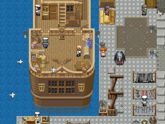 Hafen von Elwijen