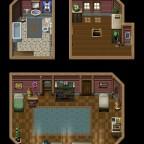 K(l)eine Götter - Dachgeschoss