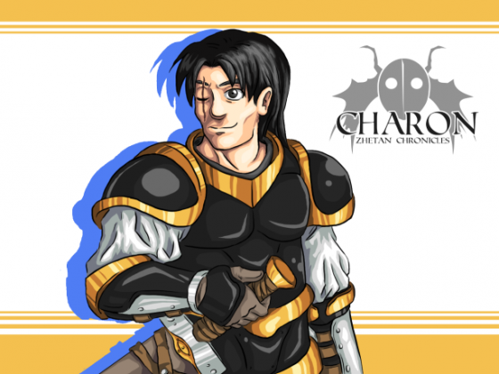 Artwork: Sai Malrek [Charon - Zhetan Chronicles]