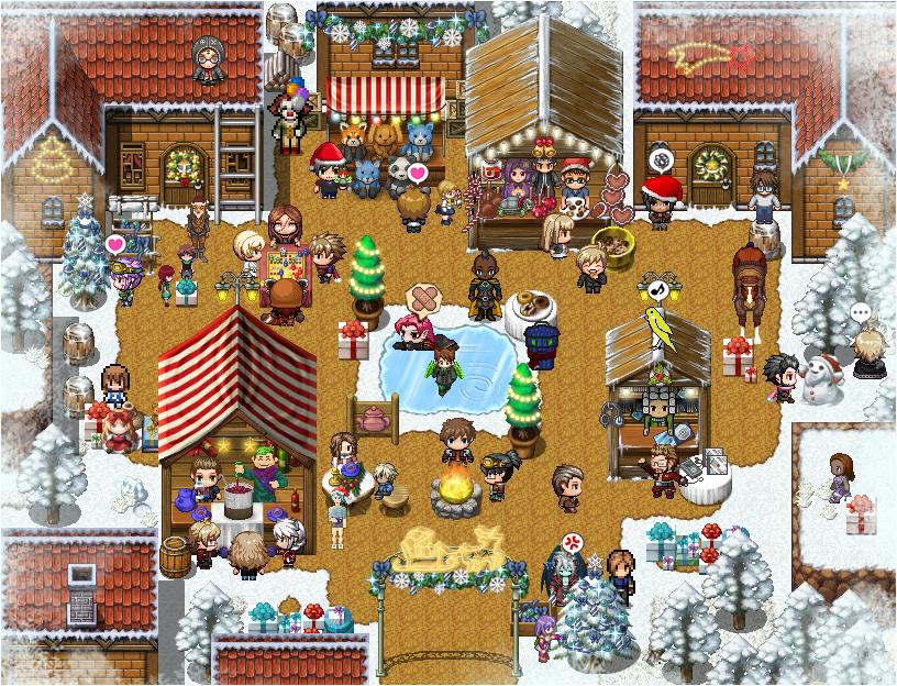 Community-Weihnachtsmarkt 2018