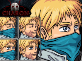 Zid - neues Faceset [Charon - Zhetan Chronicles]
