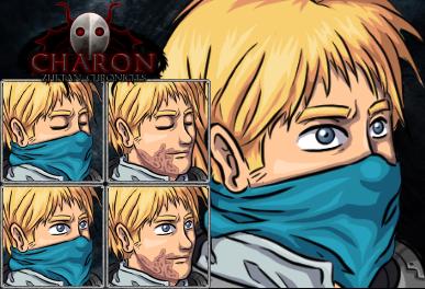 Zid - neues Faceset [Charon - Zhetan Chronicles] - RPG Maker