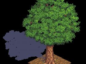 Neuer Baum für's neue Spiel!