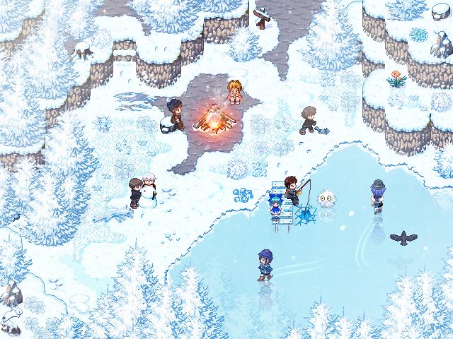 Winterspaß in Erayu