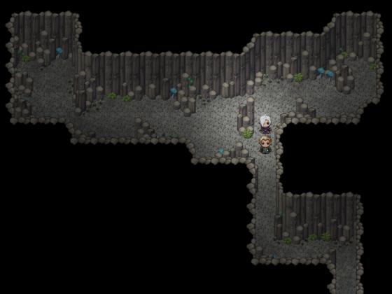 Ruine der Kalindi - Höhlenpassage