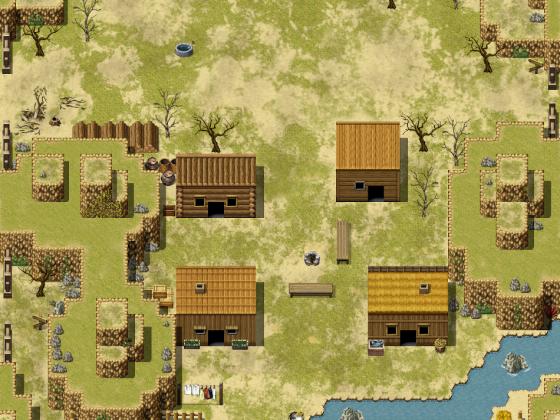 [Akt 1] Dorf