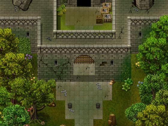 Forsaken Ruins