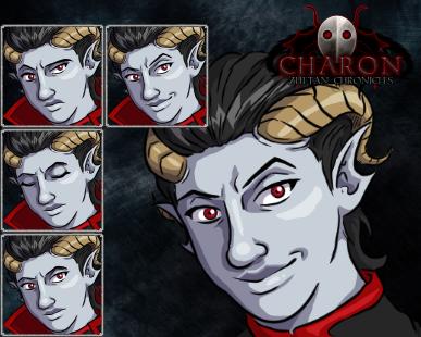 Lazaar - neues Faceset [Charon - Zhetan Chronicles]