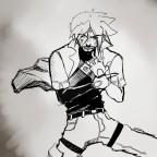 Romeo Sketch