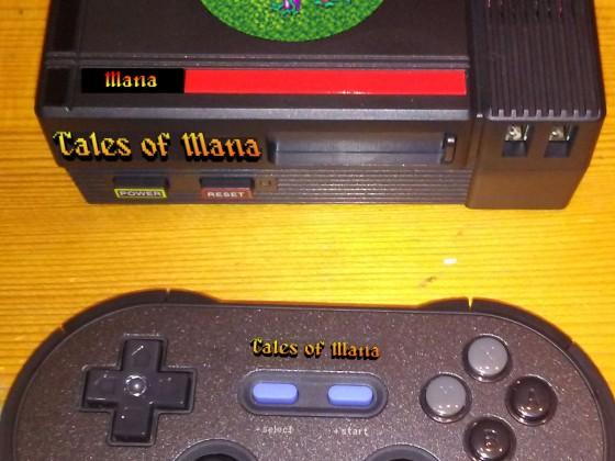 Tales of Mana Spielekonsole