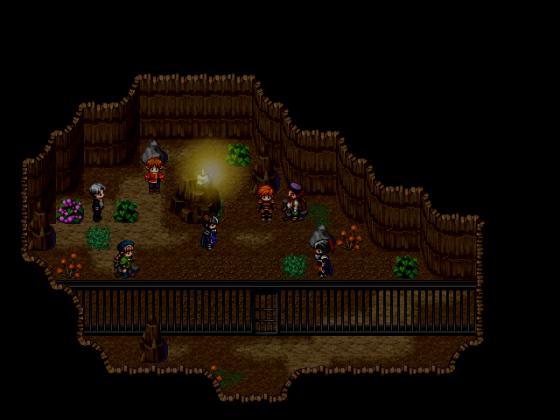 Gefangen in der Orkhöhle