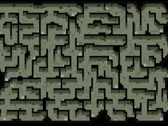 Die magische Blume - Labyrinth