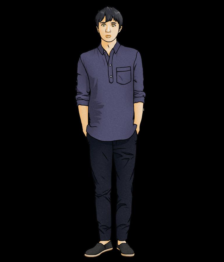 Hideaki (Awakening)