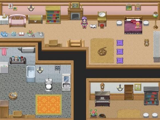 Hier ein Screenshot der oberen Etage :)