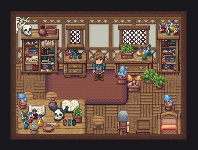Haus der Alchemistin