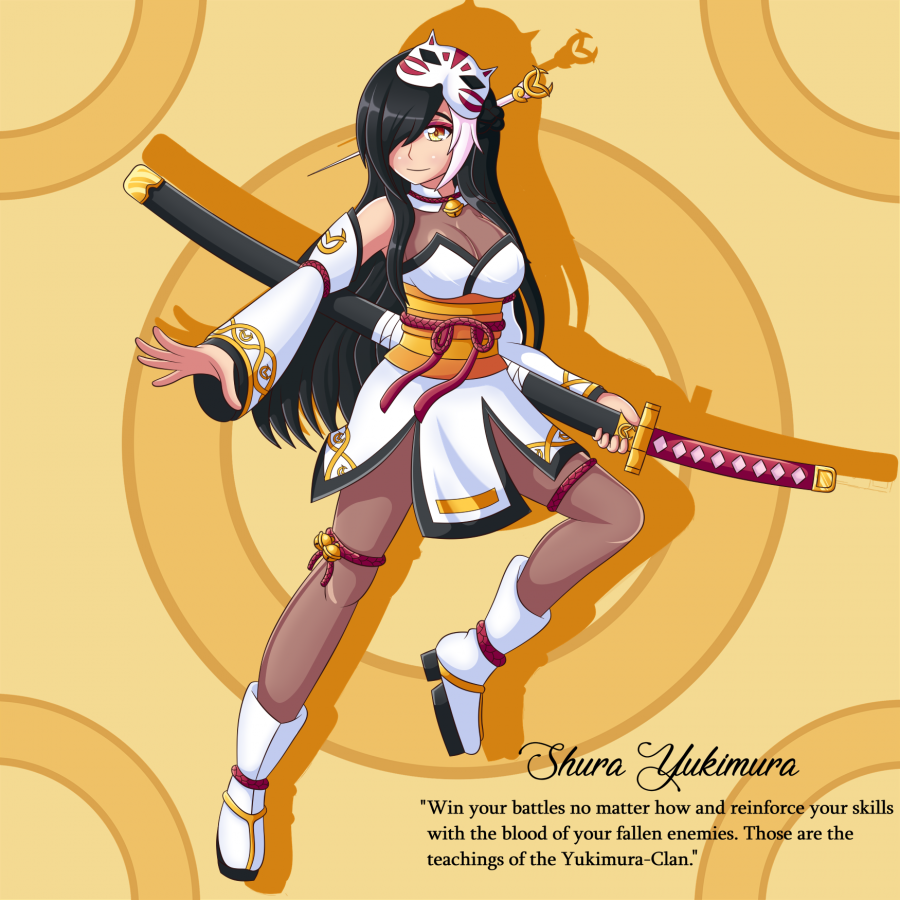 Shura - Die Blutdürsterin