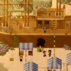 Vagabond Stories - Piratenbucht