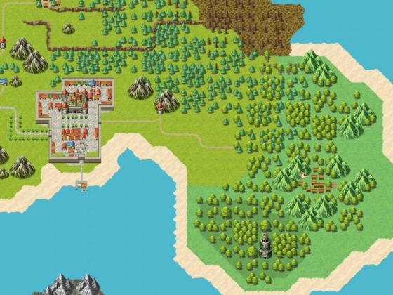 Ausschnitt meiner Worldmap