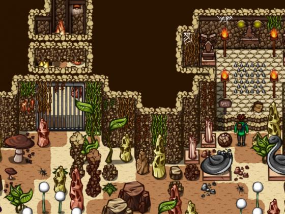Futuristic Dungeons | Mysteriöse Höhlen