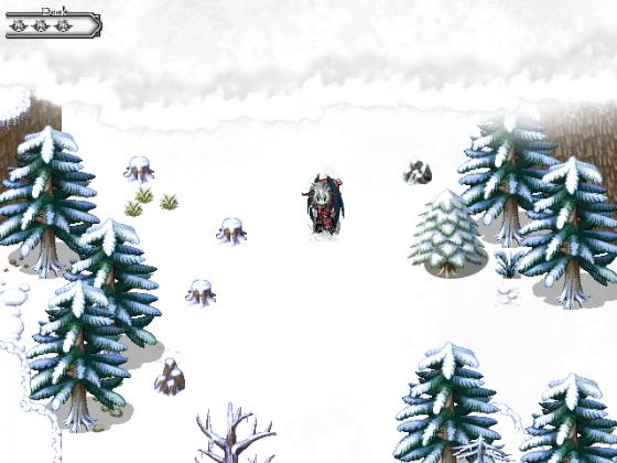 Snowboard Minigame