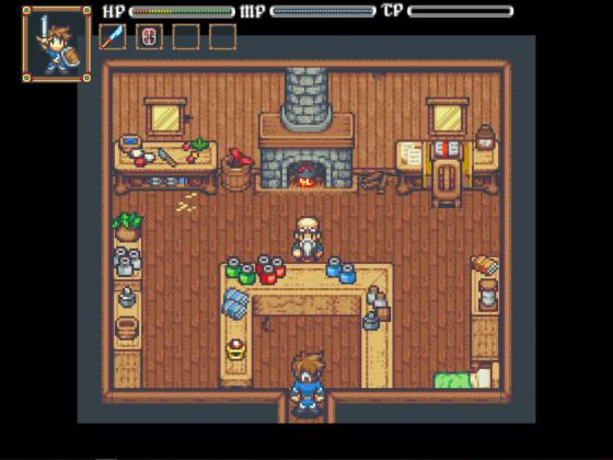 Der Kräuterladen