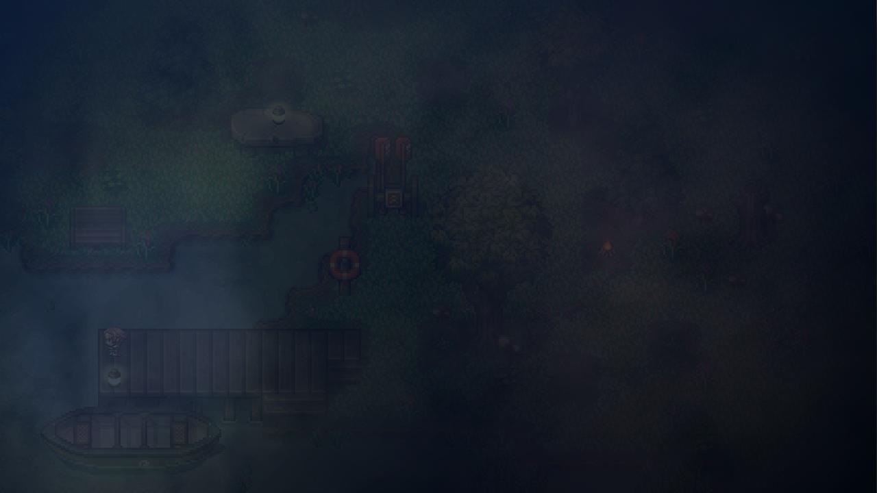 Testmap für Horror-Spiel (neblige Nacht - Teil 1/2)