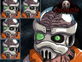 Zapientus- neues Faceset [Charon - Zhetan Chronicles]