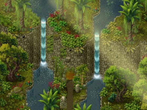 Moghara Falls - New