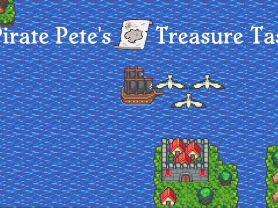 Pirate Pete's Treasure Task