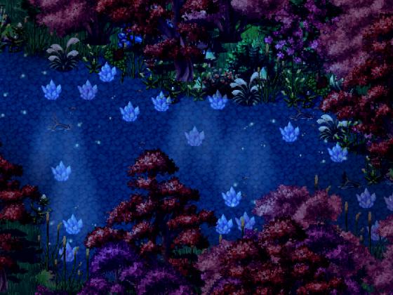 Magischer See