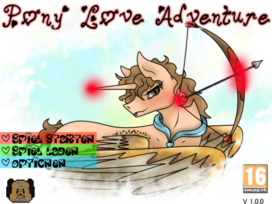 ❥ Pony Love Adventure - Haupttitel