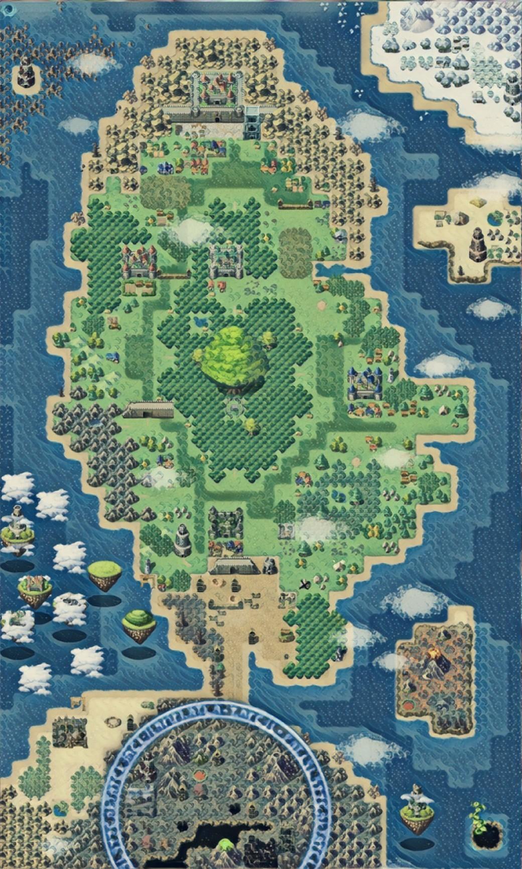 Worldmap I