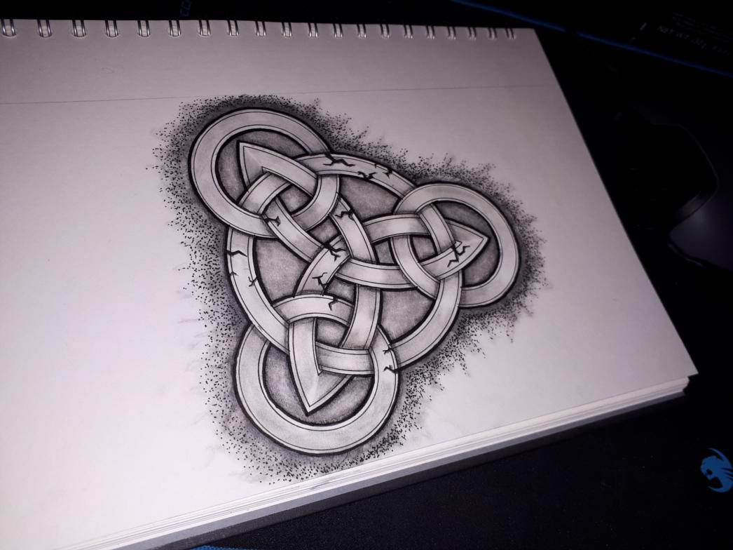 Keltischer-Knoten I