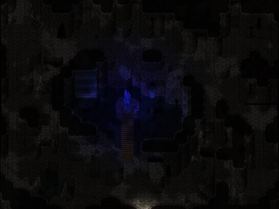 Dampftraum -Höhle