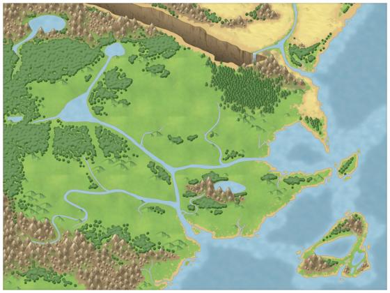 FRPG Landkarte