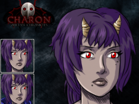 Mara - neues Faceset [Charon - Zhetan Chronicles]