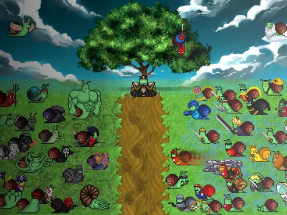 Snailfinity War ~ Endsnail
