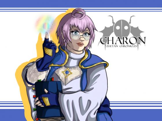 Artwork: Rei Katsura [Charon - Zhetan Chronicles]