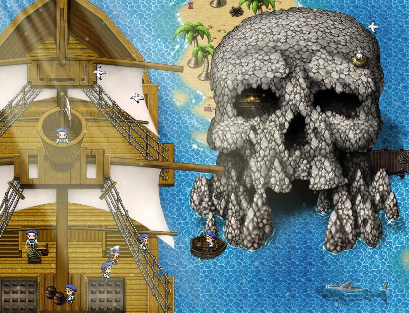 Pirate Bay [Challenge Küste]