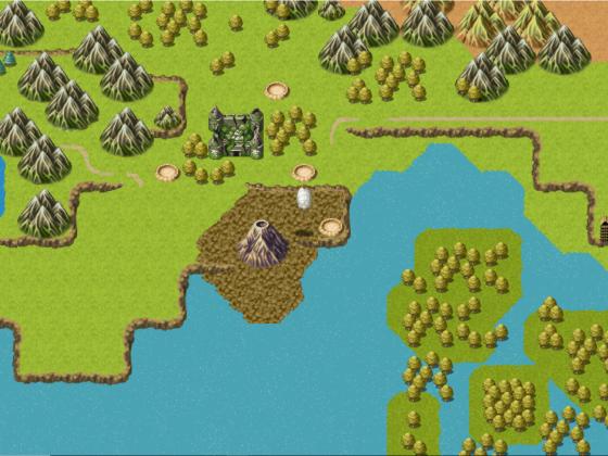 Untergegangenes Reich | Sumpfgebiet