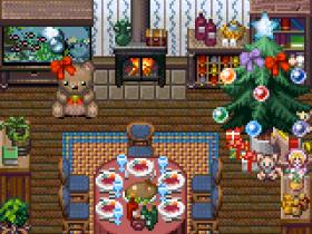 Innen Weihnachten