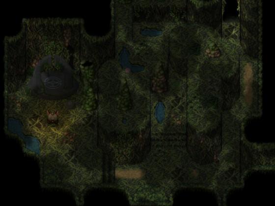 Dampftraum - Mysteriöser Ort