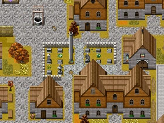 Herbststadt oder Tundrastadt
