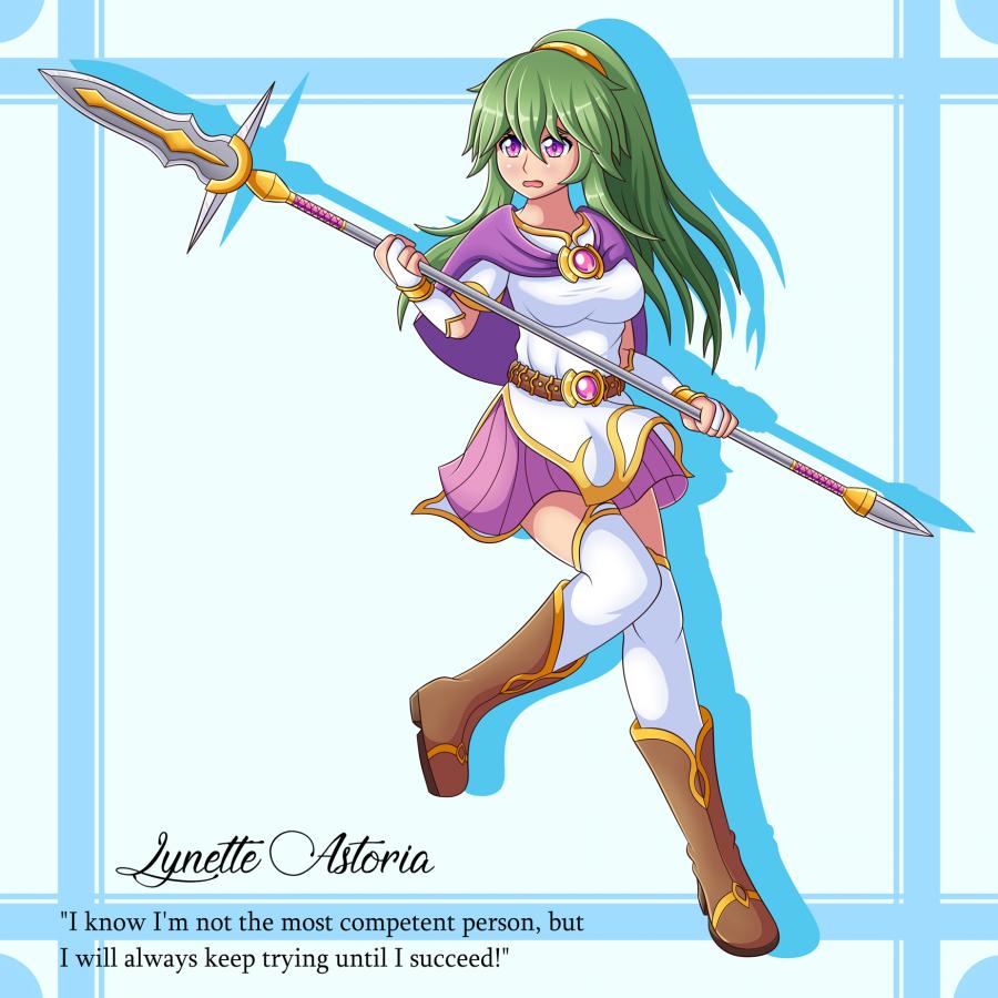 Lynette - Die königliche Nachkommin