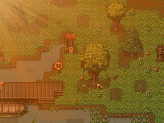 Testmap für Horror-Spiel (Sonnenuntergang - Teil 1/2)